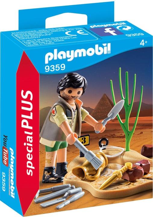 Playmobil Scavo archeologico 746094700000 N. figura 1
