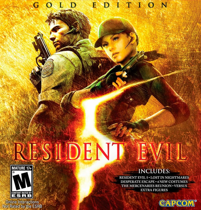 PC - Resident Evil 5 Gold PС Digitale (ESD) 785300133614 N. figura 1
