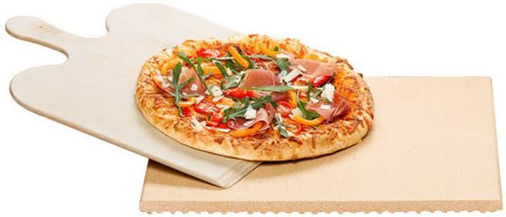 PS 16 Carré Ensemble de pierre à pizza Rommelsbacher 717492200000 N. figura 1