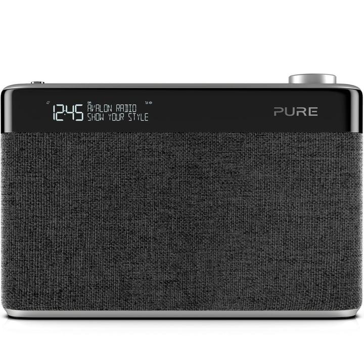 Avalon N5 - Gris foncé Radio DAB+ Pure 785300134997 Photo no. 1