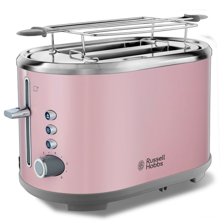 Bubble Pink Grille-pain Russel Hobbs 785300137181 Photo no. 1