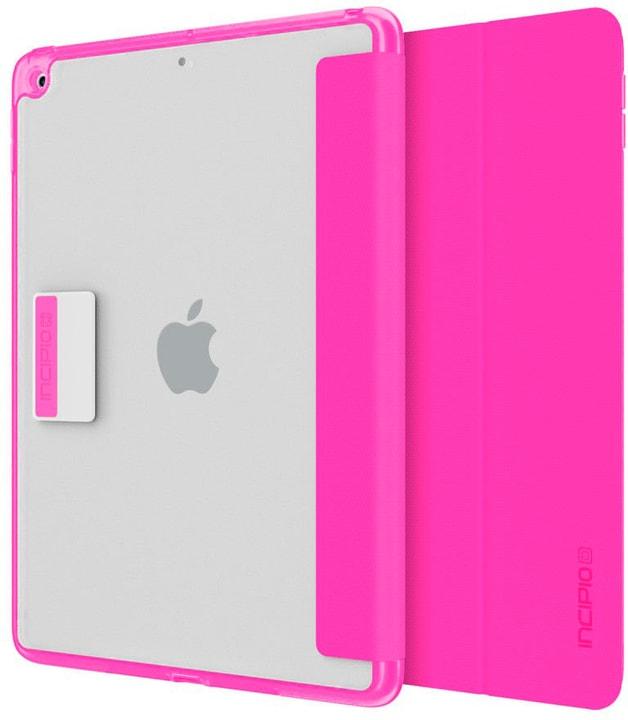 "Octane Pure Folio Case for Apple iPad 9.7"" clear/pink Incipio 785300137120 Photo no. 1"