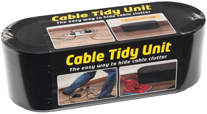 D-Line Kabelmanagement Box schwarz 612175000000 Bild Nr. 1