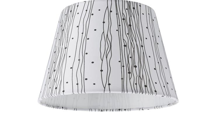 TREND 20 Lampenschirm 20cm 420182802092 Grösse H: 13.0 cm x D: 20.0 cm Farbe Weiss Bild Nr. 1
