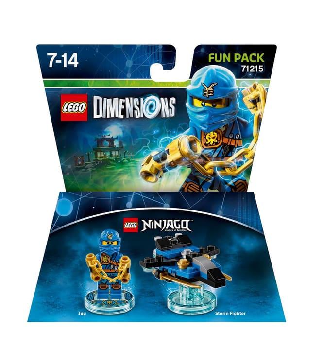 "LEGO Dimensions Fun Pack LEGO Ninjago ""Jay"" 785300119845 Photo no. 1"