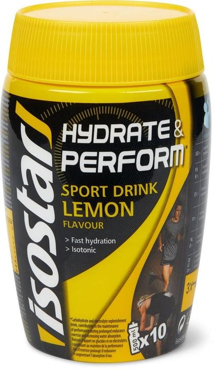 Hydrate & Perform Pulver 400 g Isostar 491967200000 Bild Nr. 1