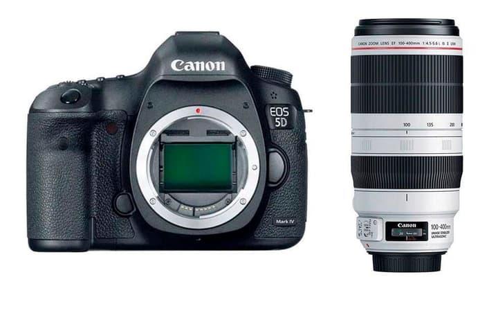 EOS 5D Mark IV + EF 100-400mm L Spiegelreflexkamera Kit Canon 785300126141 Bild Nr. 1