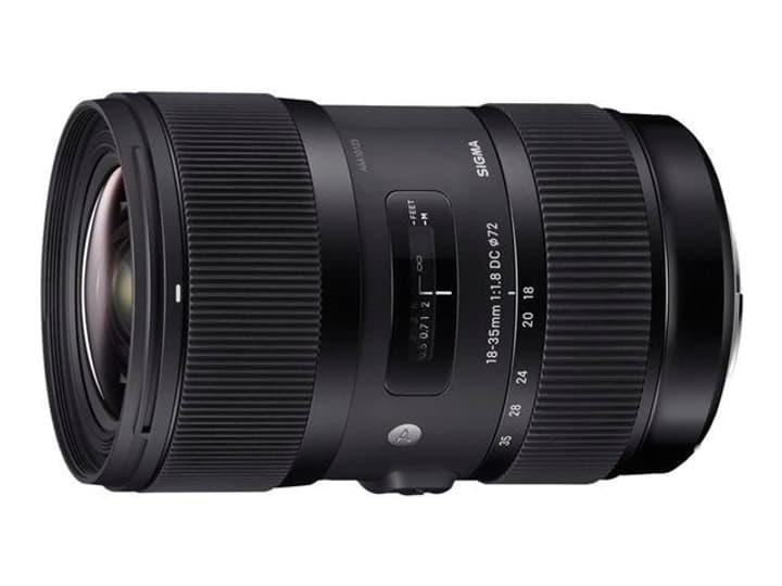 18-35mm F/1.8 DC HSM Objektiv zu Nikon Sigma 785300126159 Bild Nr. 1