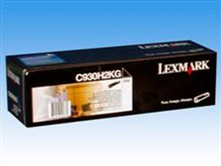Toner C930H2KG, nero Lexmark 785300126687 N. figura 1