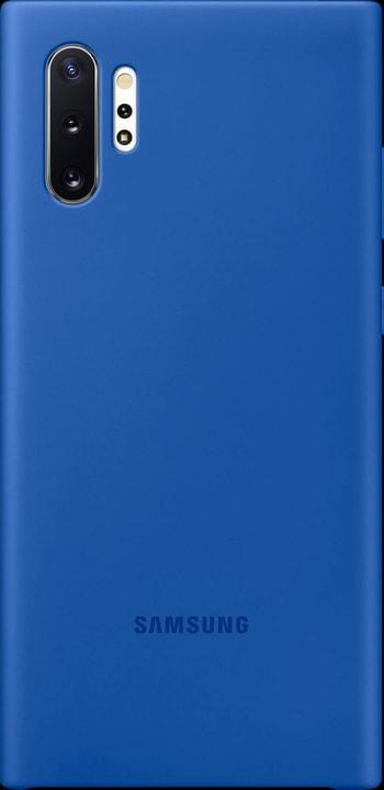 Silicone Cover blue Coque Samsung 785300146397 Photo no. 1