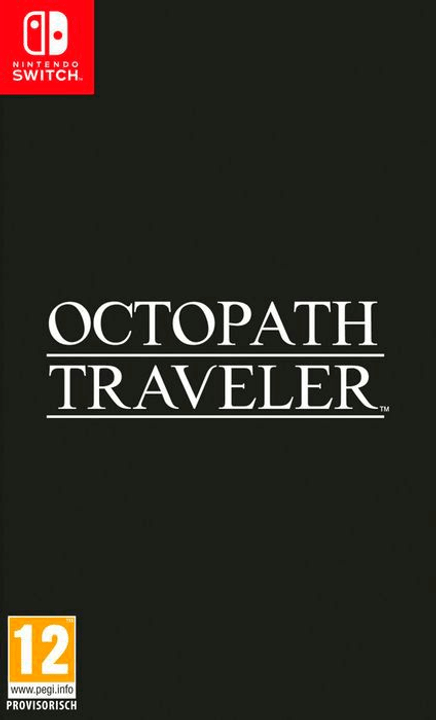 NSW - Octopath Traveler I Box 785300133267 Langue Italien Plate-forme Nintendo Switch Photo no. 1