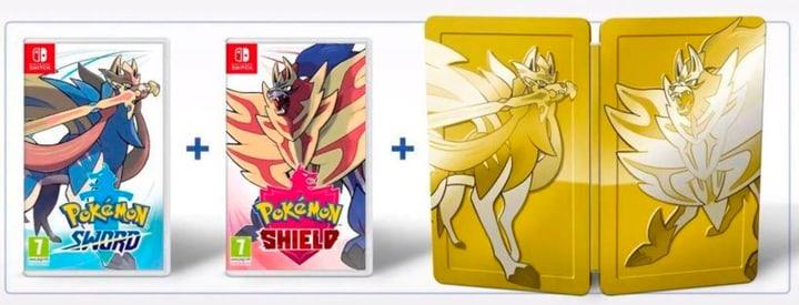 NSW - Pokémon Schwert & Schild Doppelpack Box Nintendo 785300145367 Langue Allemand Plate-forme Nintendo Switch Photo no. 1