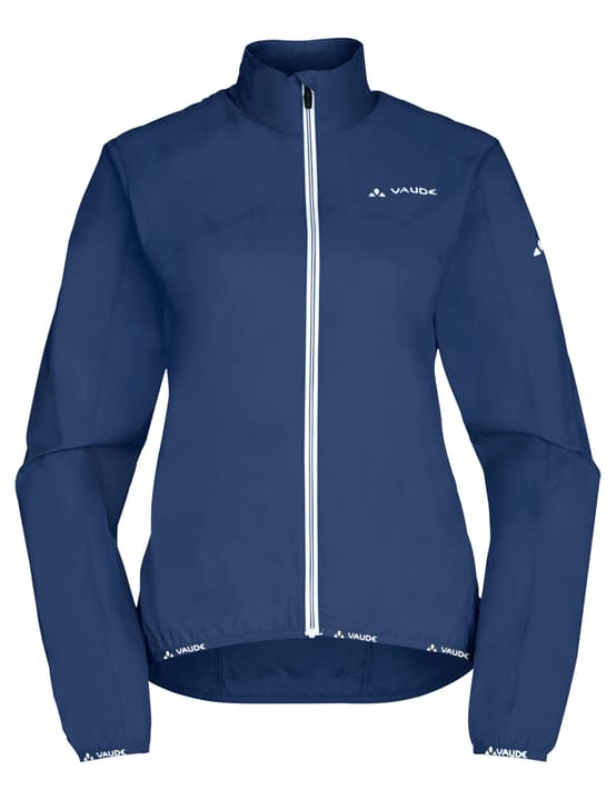 Air II Veste coupe-vent pour femme Vaude 494071403622 Couleur bleu foncé Taille 36 Photo no. 1