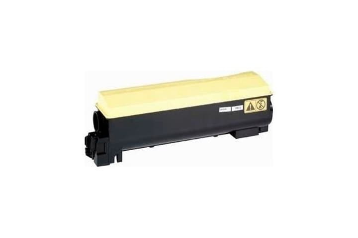 TK-570Y Toner Yellow Kyocera 796054200000 Photo no. 1