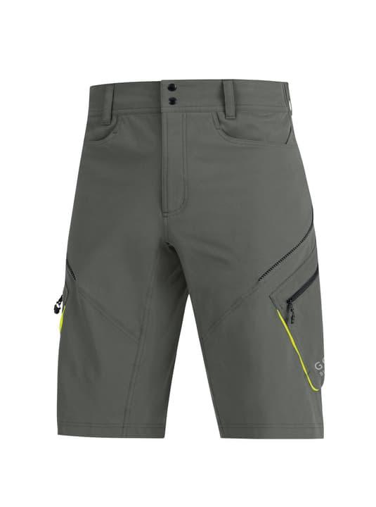 E Shorts Herren-Bike-Shorts Gore 461339000764 Farbe Khaki Grösse XXL Bild-Nr. 1