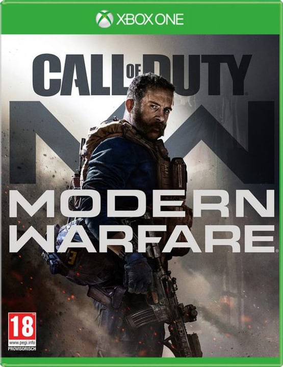 Xbox One - Call of Duty: Modern Warfare  F Box 785300144856 Photo no. 1