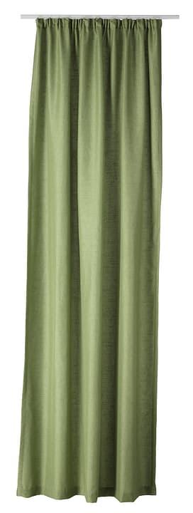ADRIANA Rideau prêt à poser nuit 430264421860 Couleur Vert Dimensions L: 150.0 cm x H: 260.0 cm Photo no. 1
