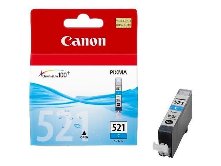 CLI-521 cartuccia d'inchiostro cyan Canon 797509600000 N. figura 1