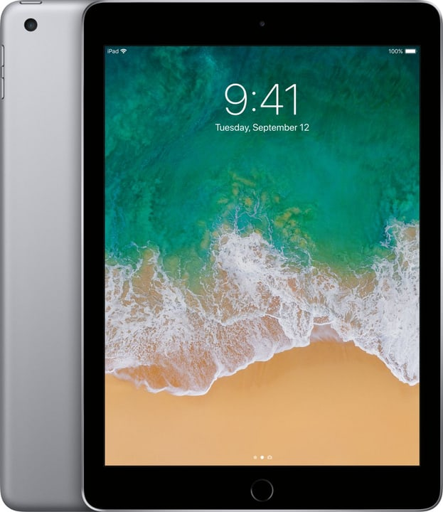 iPad WiFi 128GB spacegray Tablet Apple 798179500000 N. figura 1