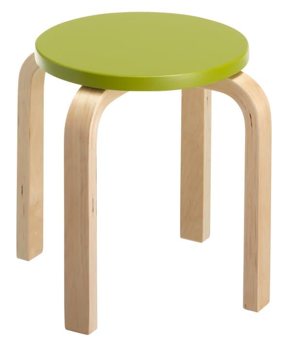 PIPO Tabouret pour enfant 404955701060 Couleur Vert Dimensions H: 30.0 cm Photo no. 1