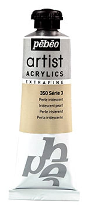 Acrylic EF 37 ml Pebeo 663576900000 Colore Perle iridescent N. figura 1
