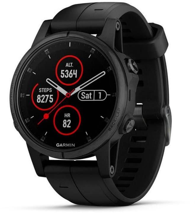 Fenix 5S Plus, Sapphire Noir, 42mm Smartwatch Garmin 785300139242 Photo no. 1