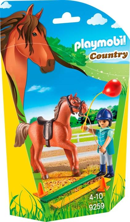 Playmobil Country Ecuyère avec cheval  9259 746079400000 Photo no. 1