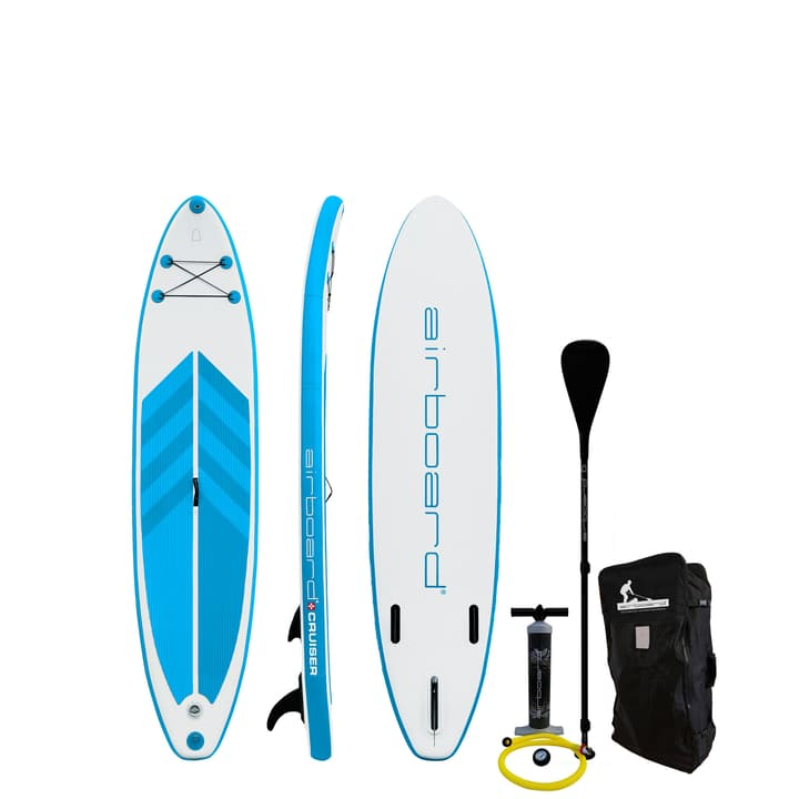 Cruiser Stand up Paddle Airboard 491087100042 Couleur bleu azur Taille Taille unique Photo no. 1