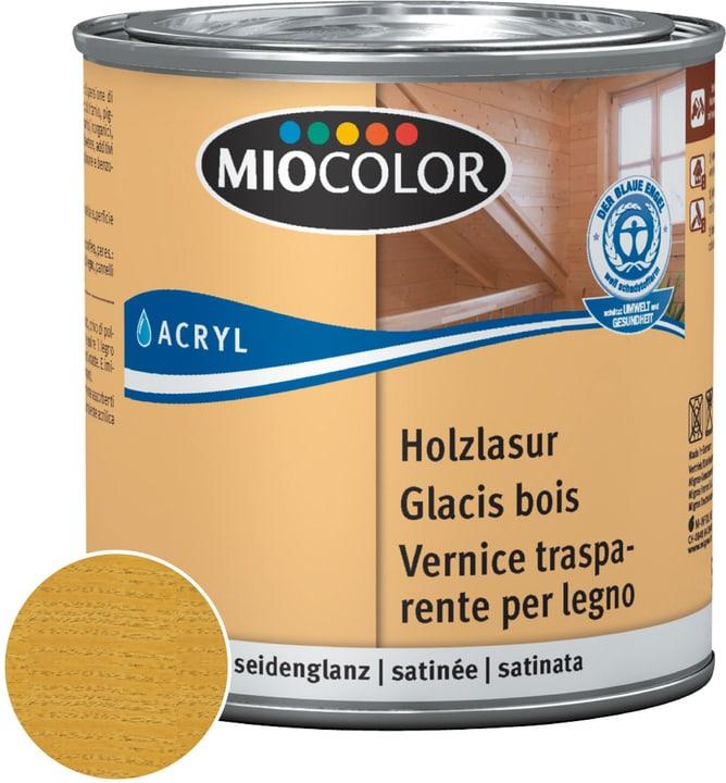 Acryl Vernice trasparente per legno Pino 375 ml Miocolor 676775300000 Colore Pino Contenuto 375.0 ml N. figura 1