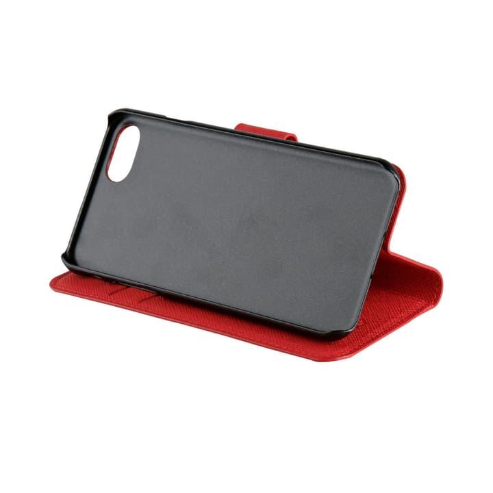 Wallet Case Viskan rosso Custodia XQISIT 798062500000 N. figura 1