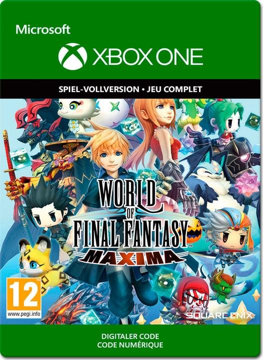 Xbox One - World of Final Fantasy Maxima Download (ESD) 785300140335 Photo no. 1