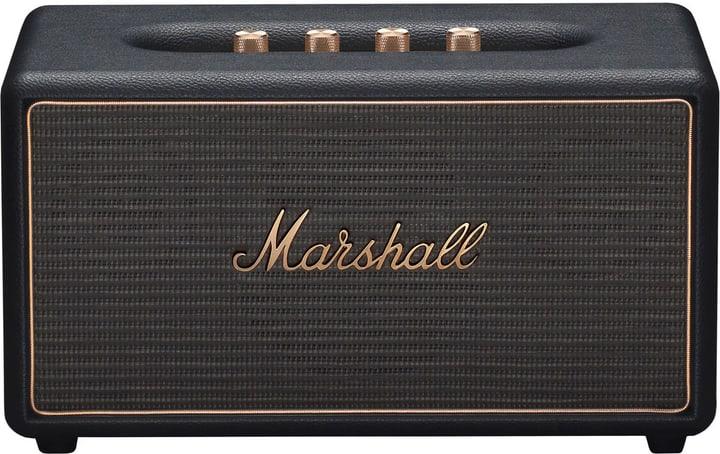 Stanmore - Schwarz Multiroom Lautsprecher Marshall 770531600000 Bild Nr. 1
