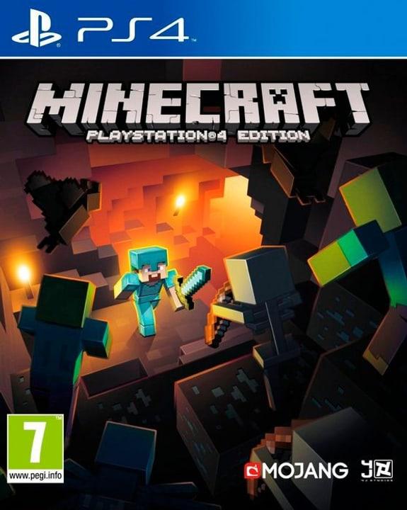 PS4 - Minecraft PlayStation 4 Edition Box 785300135114 Photo no. 1