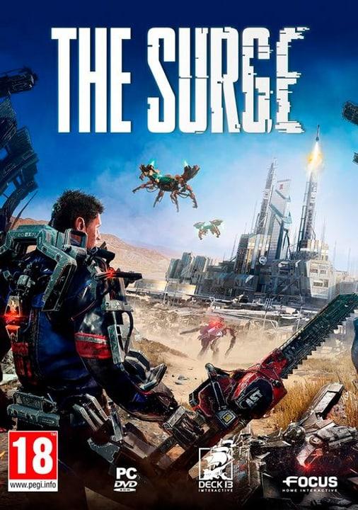PC - The Surge Physique (Box) 785300122116 Photo no. 1
