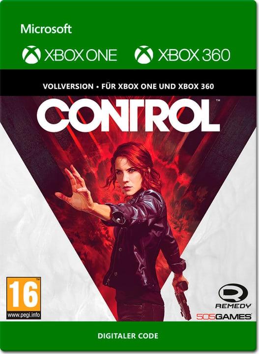 Xbox One - CONTROL Download (ESD) 785300147319 Photo no. 1
