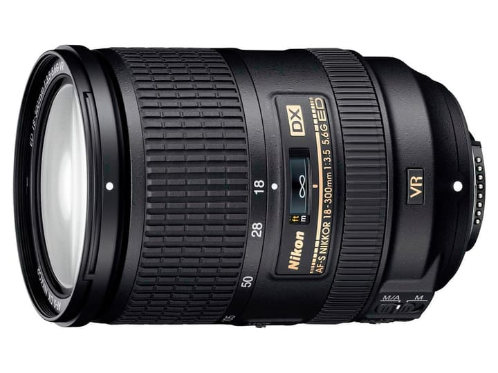 Nikkor AF-S DX 18-300mm/3.5-5.6G ED VR Obiettivo Nikon 785300125538 N. figura 1