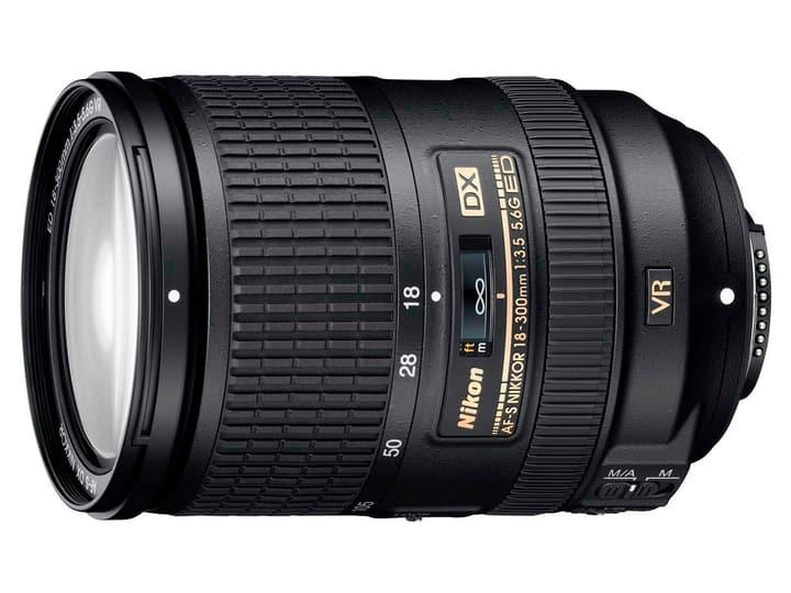 Nikkor AF-S DX 18-300mm/3.5-5.6G ED VR Nikon 785300125538 N. figura 1