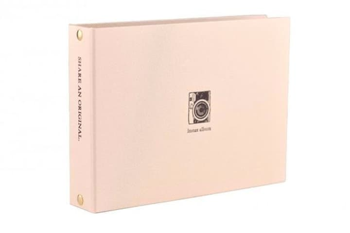Instax Mini 2-Ring Album Gold FUJIFILM 785300127095 N. figura 1