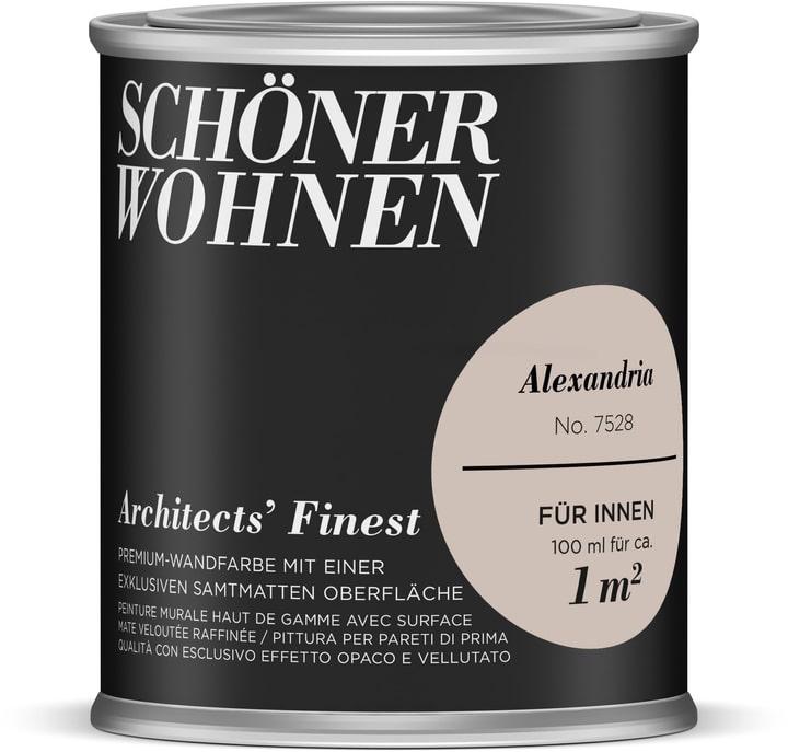 Architects' Finest 100 ml Alexandria Schöner Wohnen 660965300000 Farbe Alexandria Inhalt 100.0 ml Bild Nr. 1