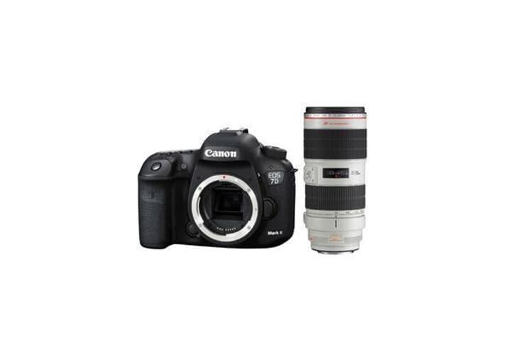 EOS 7D Mark II + EF 70-200mm 4L Canon 78530012612817 Bild Nr. 1