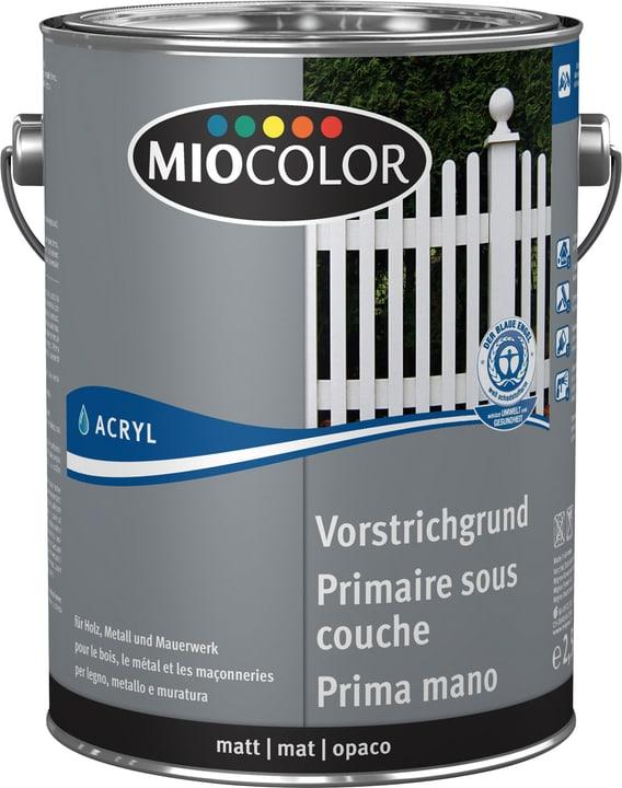 Primaire sous-couche acrylique Blanc 2.5 l Miocolor 660562100000 Couleur Blanc Contenu 2.5 l Photo no. 1