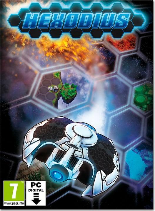 PC - Hexodius - D/F Download (ESD) 785300134438 Bild Nr. 1