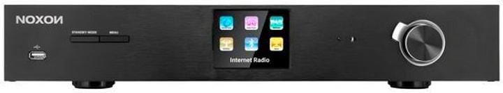 A570+ - Schwarz Netzwerk Audio Player Noxon 785300151103 Bild Nr. 1