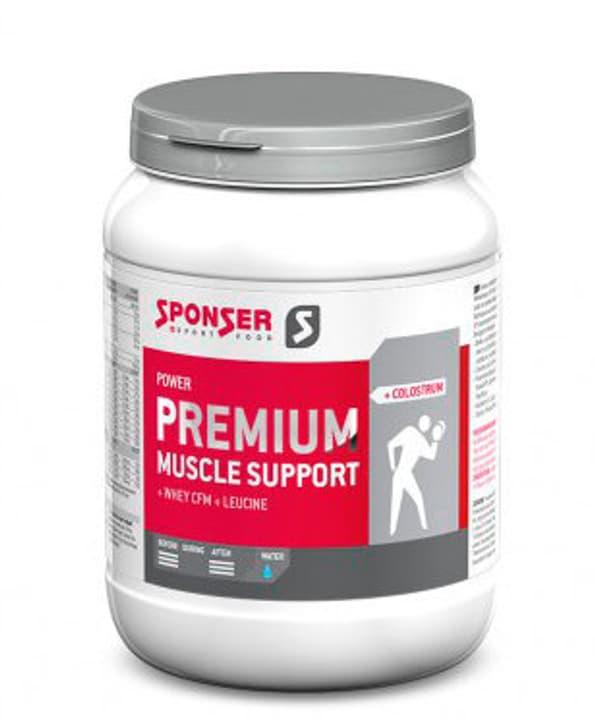 Premium Muscle Support Proteinisolat Sponser 463000200500 Geschmack Banane Bild-Nr. 1