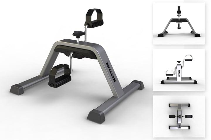 Movement Trainer Pro Pedaltrainer Kettler 471962900000 N. figura 1