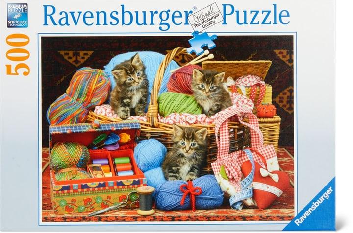 Piacere Soffice RVP Puzzle 500 Pezzo 748974200000 N. figura 1