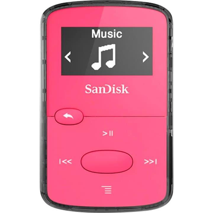 Clip Jam 8GB - Pink MP3 Player SanDisk 785300126097 Bild Nr. 1