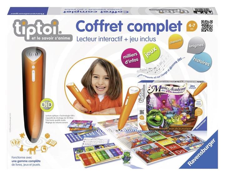 TipToi Starter Set Coffre complet avec jeux Music (F) Ravensburger 74522129010014 Bild Nr. 1