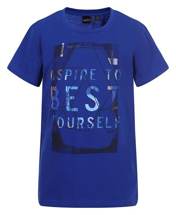 TATE JR Knaben-T-Shirt Icepeak 466923114046 Farbe royal Grösse 140 Bild-Nr. 1