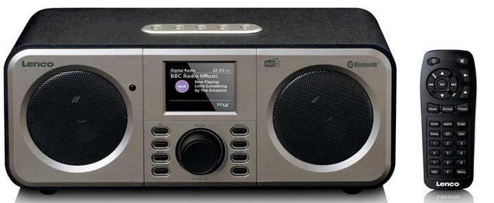 DAR-030 Radio DAB+ Lenco 785300151916 Photo no. 1